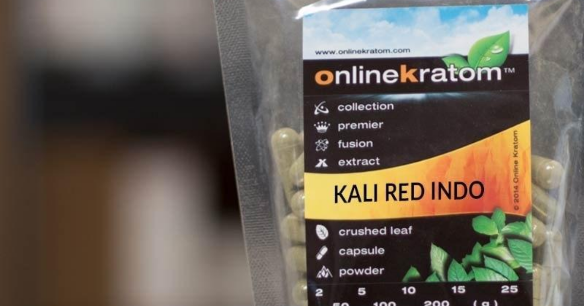 Kali Red Indo